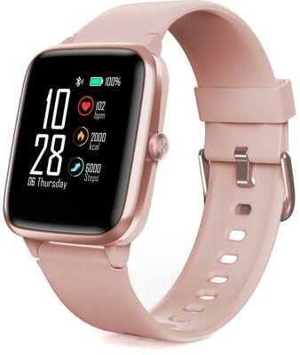 Smartwatch HAMA Fit Watch 5910 GPS Pudrowy róż. > DARMOWA DOSTAWA ODBIÓR W 29 MIN DOGODNE RATY