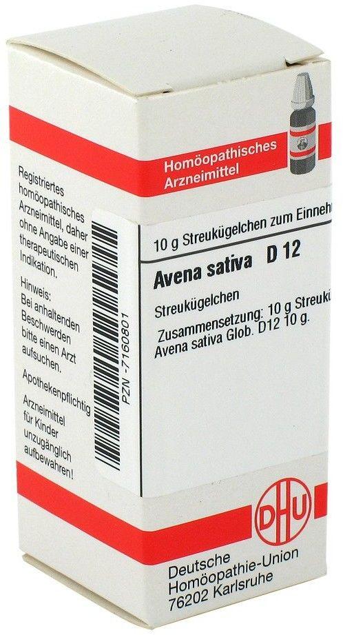 Avena Sativa D 12 Globuli