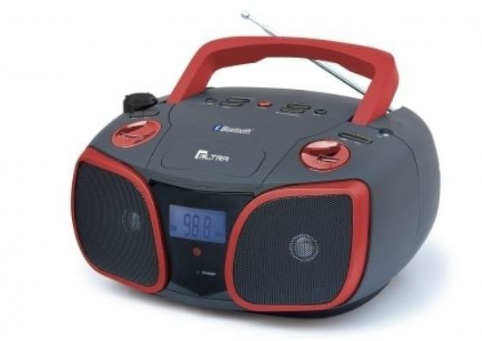 Eltra Radioodtwarzacz Stella RO-84 BT/USB Szary