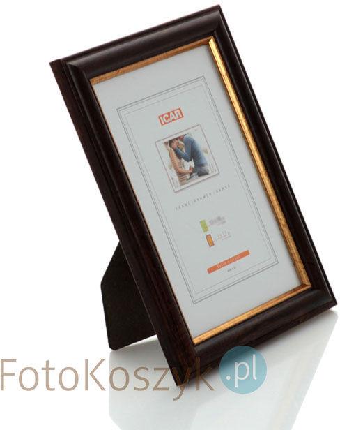 Ramka Popular brązowa (na zdjęcie 13x18 cm)