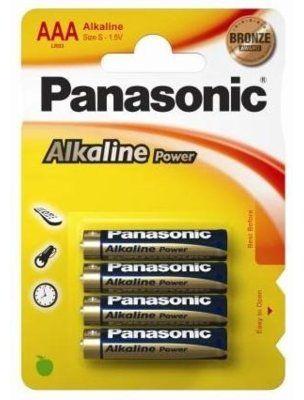 Bateria PANASONIC LR03APB/4BP. > DARMOWA DOSTAWA ODBIÓR W 29 MIN DOGODNE RATY