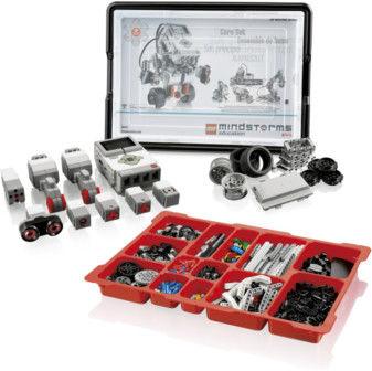 LEGO® Zestaw bazowy LEGO MINDSTORMS Education EV3 (AKE-45544)