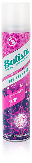 Batiste Party Dry Shampoo Suchy szampon o soczystym zapachu 200 ml