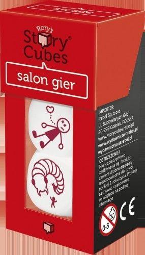 Rebel Gra Story Cubes: Salon gier