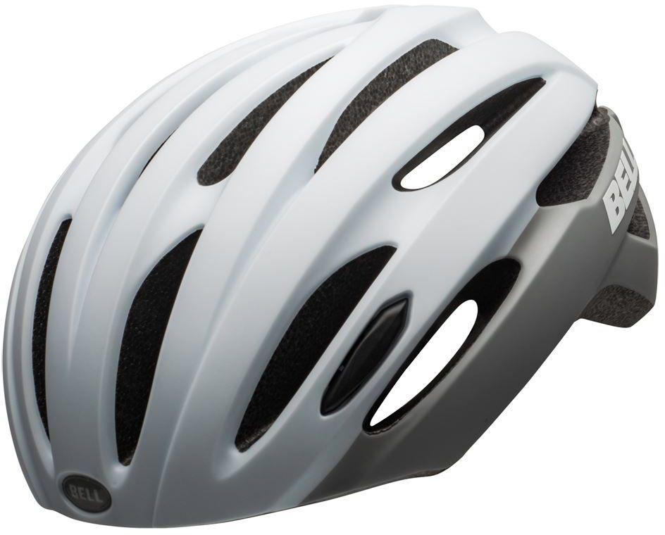 BELL Kask rowerowy szosowy AVENUE INTEGRATED MIPS matte gloss white gray Rozmiar: 58-63,avenuemipswhitegray