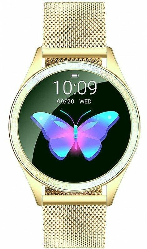 Smartwatch GINO ROSSI G.RSWBF2-4D1-1- ZESTAW+ biały pasek