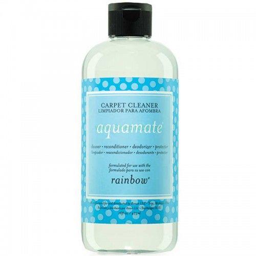 """Płyn do prania dywanów """"Aquamate"""" Rainbow koncentrat 473 ml."""