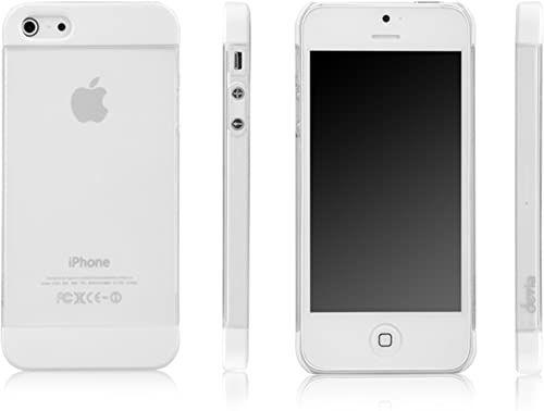 Devia Case Fresh iPhone 5S/SE torba na dowód osobisty, biały (wielokolorowa) - BRA002694