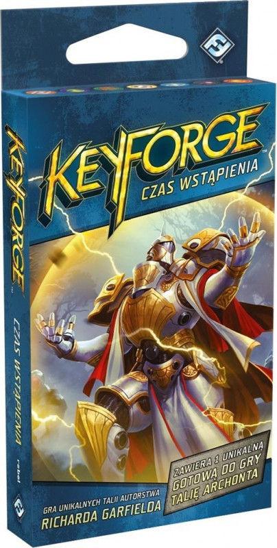 KeyForge: Czas Wstąpienia - Talia Archonta REBEL ZAKŁADKA DO KSIĄŻEK GRATIS DO KAŻDEGO ZAMÓWIENIA