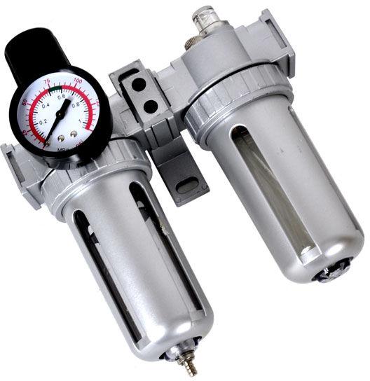 Reduktor z filtrem powietrza