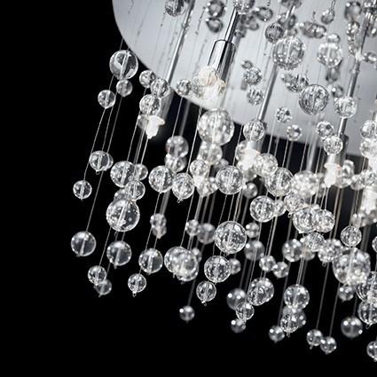 NEVE PL15 - Ideal Lux - plafon/lampa sufitowa  GWARANCJA NAJNIŻSZEJ CENY!