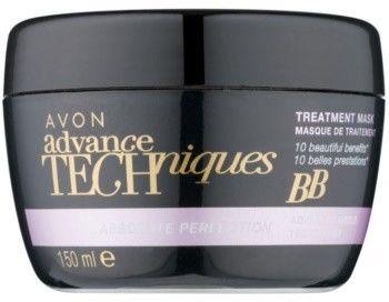 Avon Advance Techniques Absolute Perfection regenerująca maska do włosów 150 ml