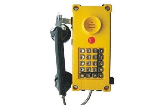 Tesla SLE-AT27 Aparat telefoniczny przemysłowy
