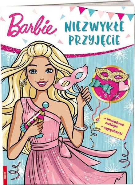 Barbie Niezwykłe przyjęcie - praca zbiorowa