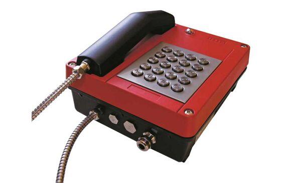 Tesla SLE-AT32 Aparat telefoniczny przemysłowy