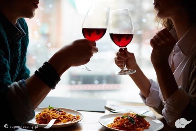 Kolacja w Restauracji Italia