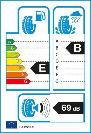 Dunlop SP SPORT FASTRESPONSE 205/55R17 91 V *