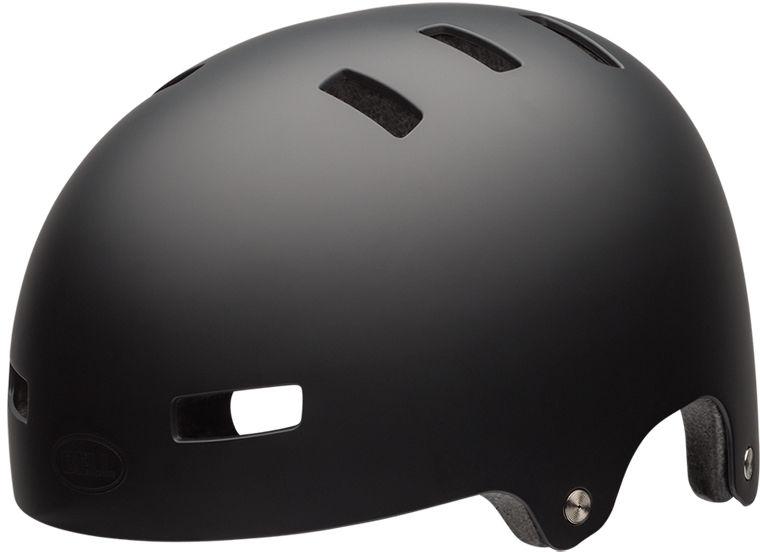 BELL LOCAL Kask bmx matte black Rozmiar: 55-59,localblack