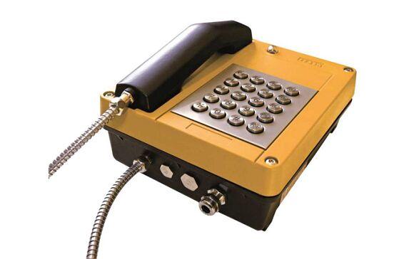Tesla SLE-AT36 Aparat telefoniczny przemysłowy