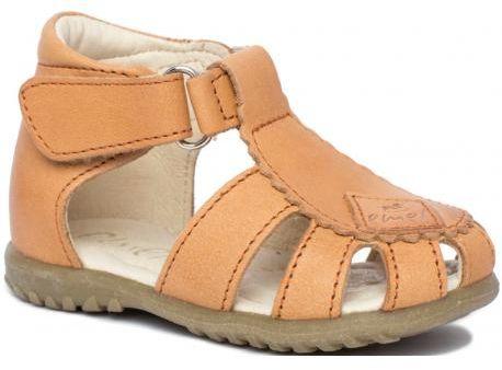 EMEL E2206 ROCZKI sandałki sandały profilaktyczne chłopięce - beż