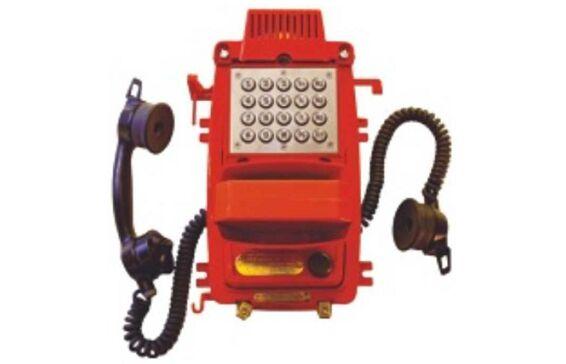 Tesla SLE-AT42 Aparat telefoniczny kopalniany