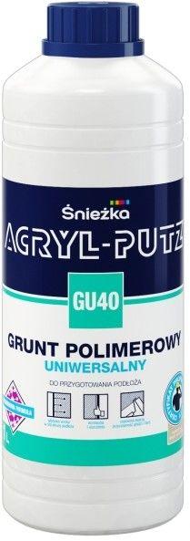 ŚNIEŻKA Acryl-Putz GU40 Grunt Polimerowy Uniwersalny