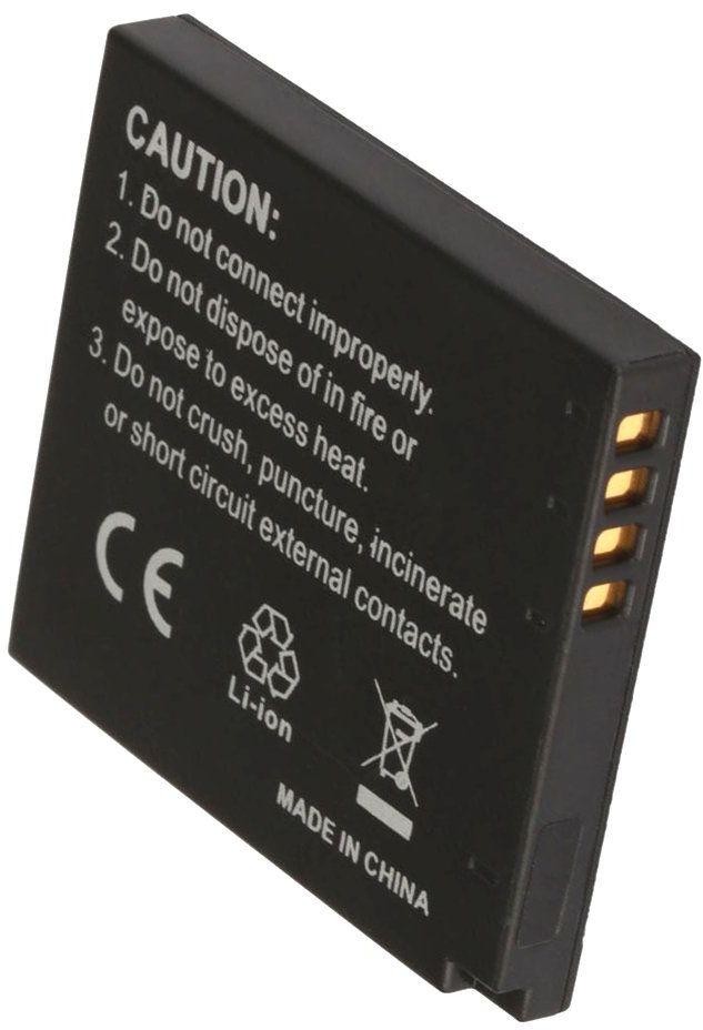 SilverHT NANOHOOP 40539  kamera do panasonic DMW-BCK7 akumulator 800 mAh, czarna