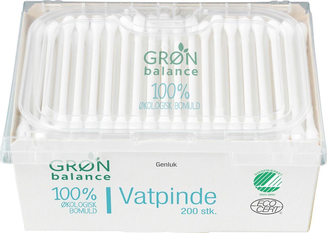 Patyczki kosmetyczne 200 szt - gron balance