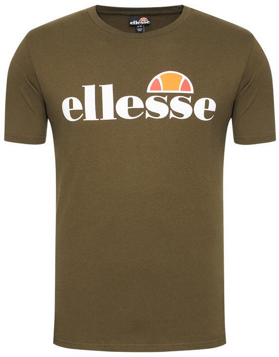 Ellesse T-Shirt Prado SHC07405 Zielony Regular Fit