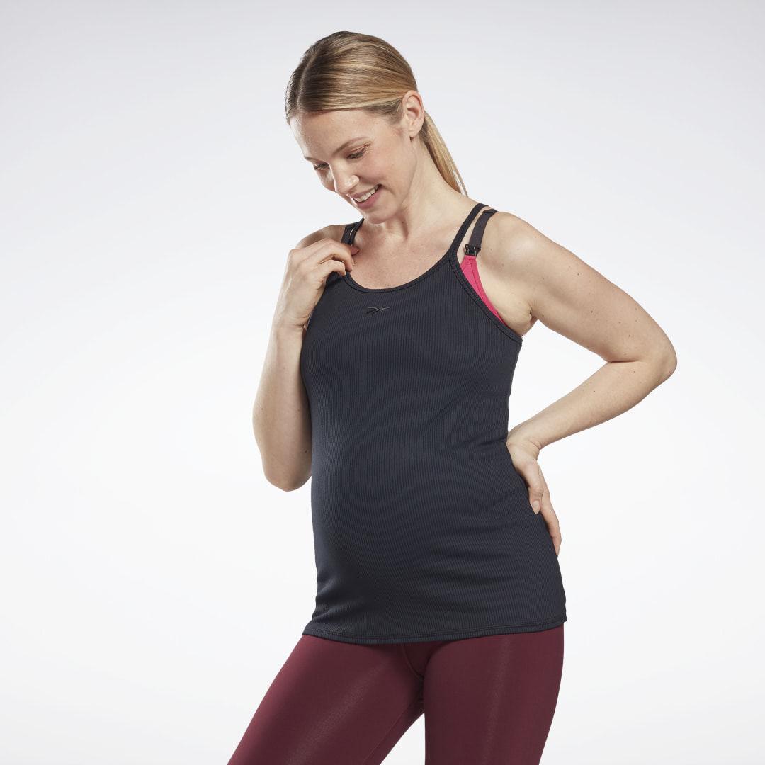 Reebok Ciążowa koszulka bez rękawów