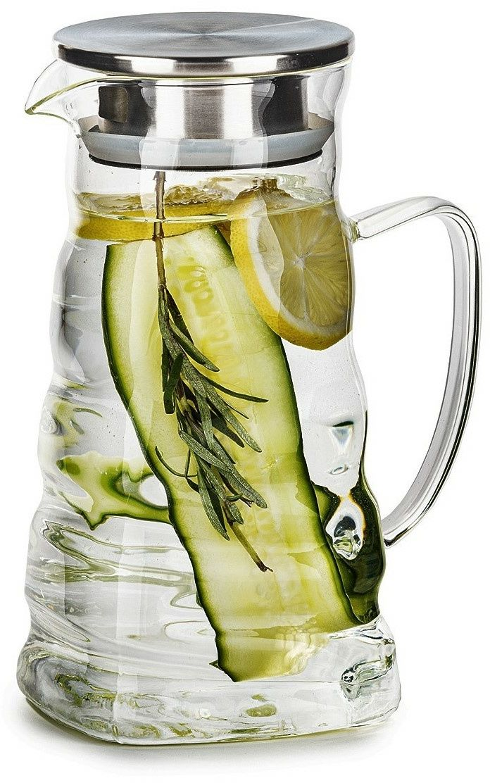 4Home Dzbanek szklany Wave Hot&Cool 1 200 ml