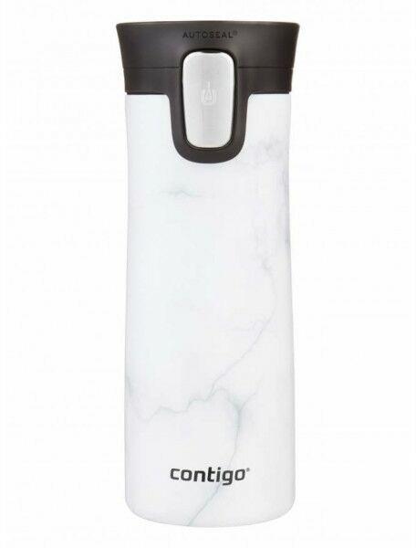 Contigo Pinnacle Couture White Marble 420ml Kubek termiczny SZYBKA WYSYŁKA