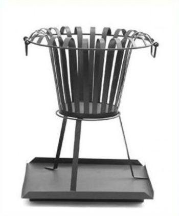 Palenisko ogrodowe - kominek metalowy do ogrodu lub na taras (HUR-V_122051362)