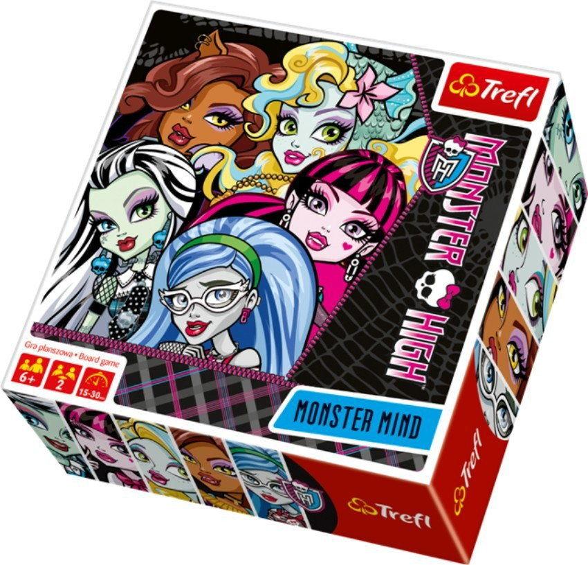 Trefl Monster High Gra Monster Mind 00967