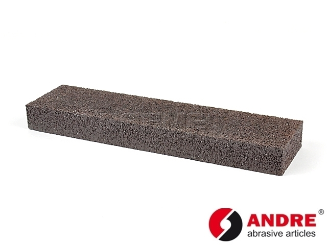 Osełka prostokątna, typ 9010 - 50MM x 20MM x 200MM 98C 16V - ANDRE (140008)