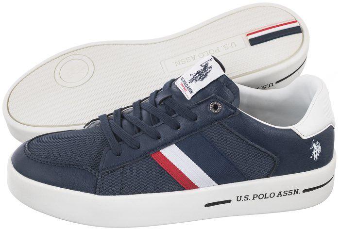 Sneakersy U.S. Polo Assn. Vega141 Dkbl VEGA4141S1/LT1 (US56-b)
