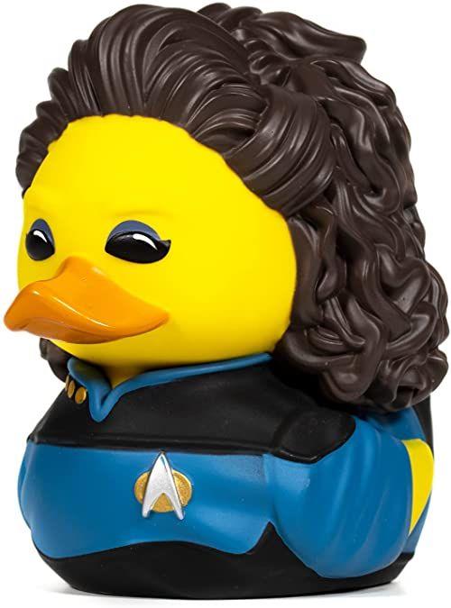 TUBBZ NS2744 Deanna TROI Star Trek kolekcjonerska figurka kaczki