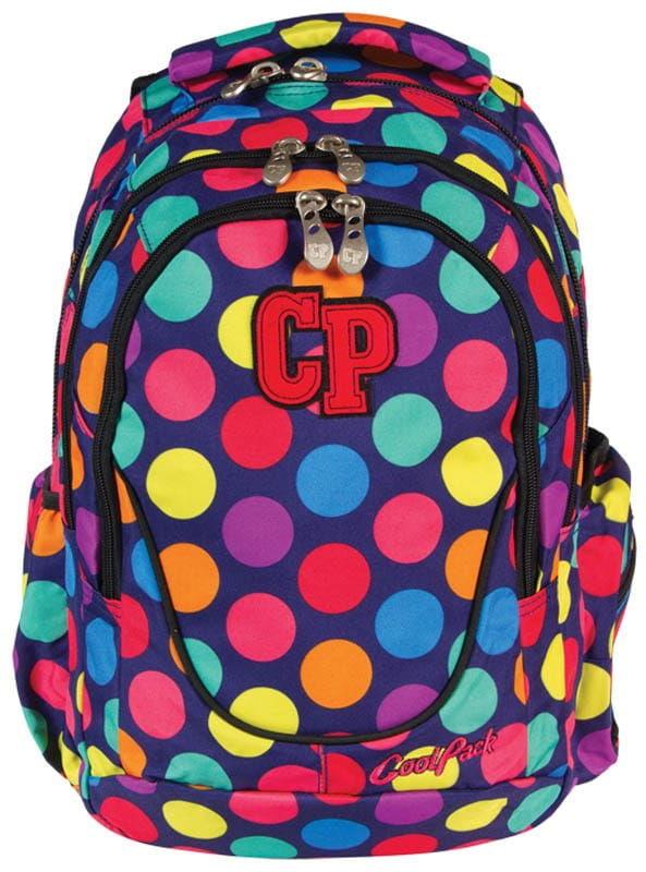Plecak Młodzieżowy Coolpack Simple kolorowy
