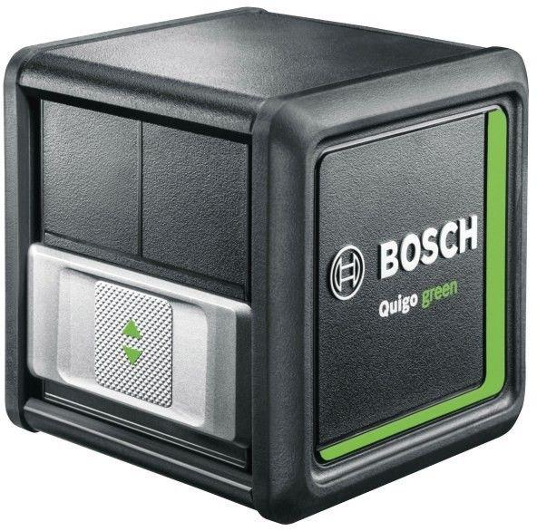 Laser krzyżowy Bosch Quigo zielony
