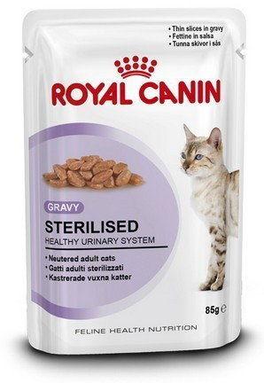 Royal Canin Sterilised 85 g w sosie