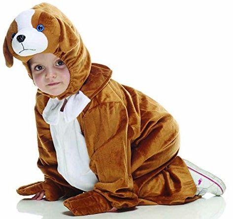 Rubie''s IT30623-S kostium kostiumowy, miękki, motyw psa, rozmiar S