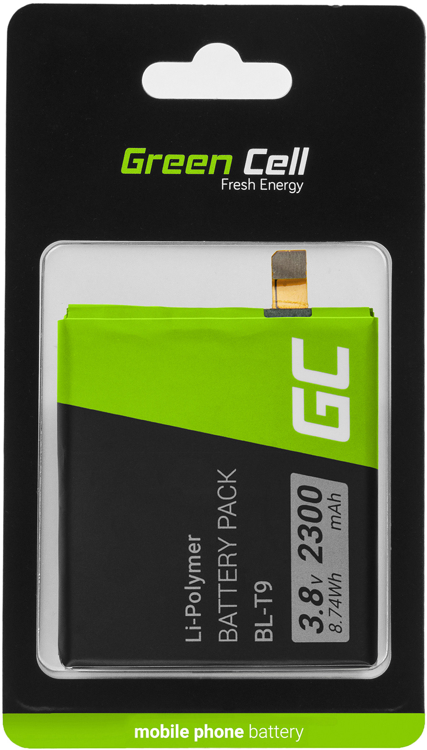 Bateria Green Cell BL-T9 do telefonu LG Nexus 5 D820 D821