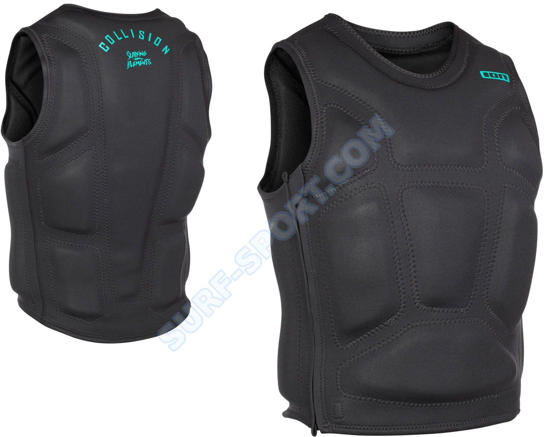 Kamizelka Do Wakeboardu ION Collision Element Vest SZ 2020 -Black
