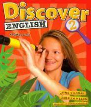 Discover English 2 książka ucznia