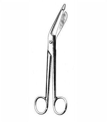 Nożyczki opatrunkowe typ Lister - różne rozmiary