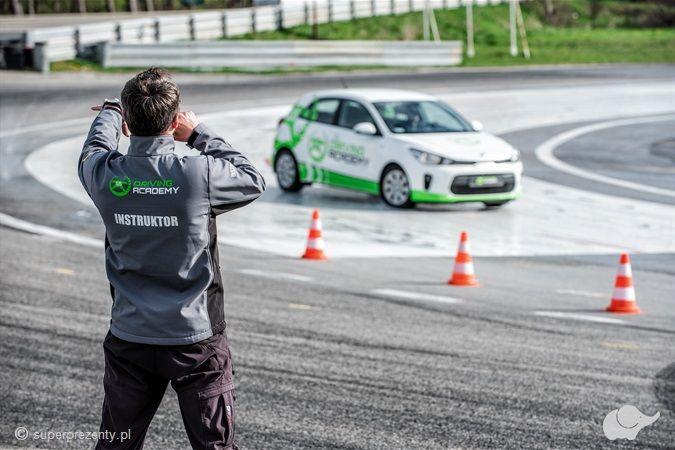 Szkolenie bezpiecznej jazdy I i II stopnia - Kielce