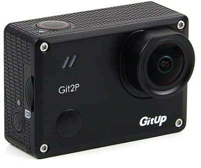 Kamera sportowa Git2P WiFi - 170  FOV Professional - GitUp