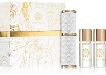 Amouage Journey woda perfumowana (1x napełnialny + 3x napełnienie) dla kobiet 3x10 ml
