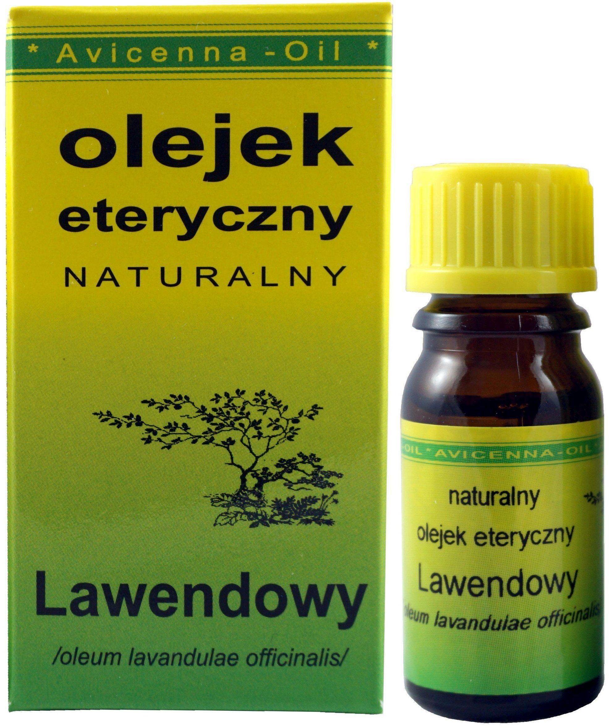 Olejek eteryczny Lawenda - 7ml - Avicenna Oil