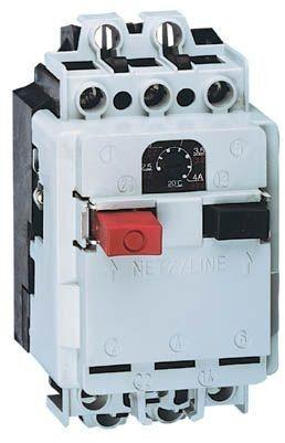 Wyłącznik silnikowy 3P 0,25kW 0,63-1A M 611 N 1 6112-210001